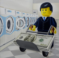 The Money Laundrette-Ego Leonard